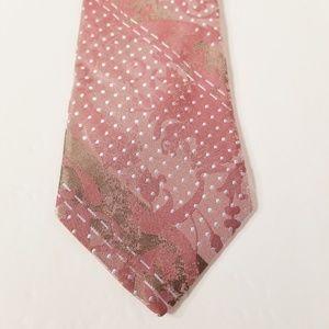 Murano Vintage Hand Tailored Silk Tie